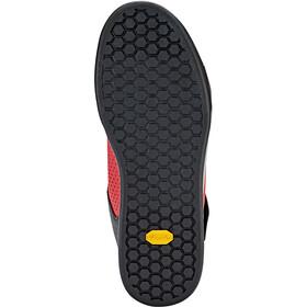 Giro Riddance Mid Scarpe Uomo, dark red/black